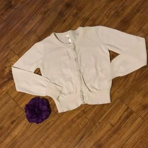 Cherokee button down sweater